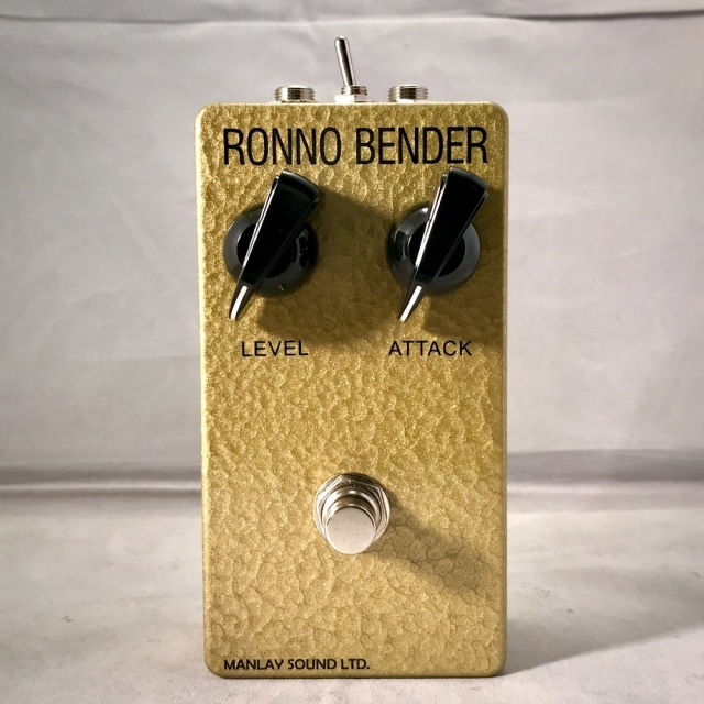 Manlay Sound/Ronno Bender(65 BENDER)【国内正規品】【お取り寄せ】