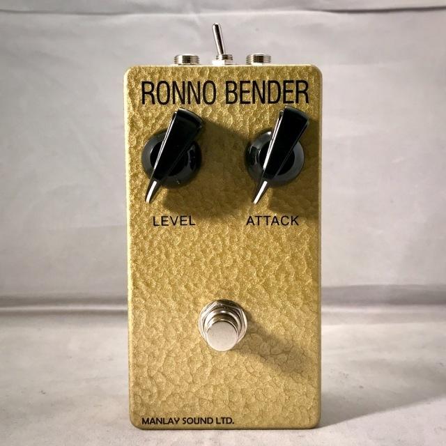 Manlay Sound/Ronno Bender(65 Bender)【国内正規品】【お取り寄せ】