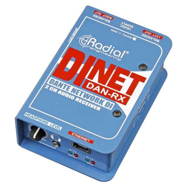 RADIAL/DiNET DAN-RX