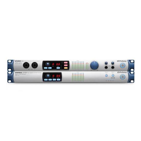 Presonus/Studio 192 + DigiMax DP88 (16chバンドル)【Get Free FaderPortキャンペーン】