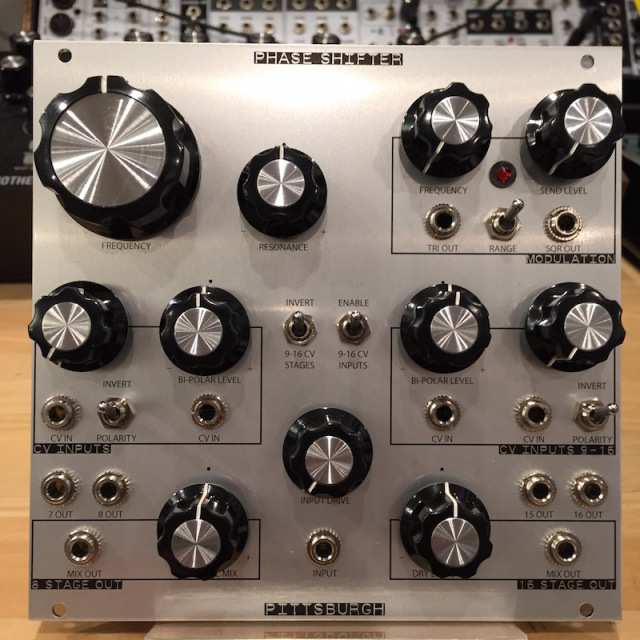Pittsburgh Modular/PHASE SHIFTER【World Trade Gear】【在庫あり】