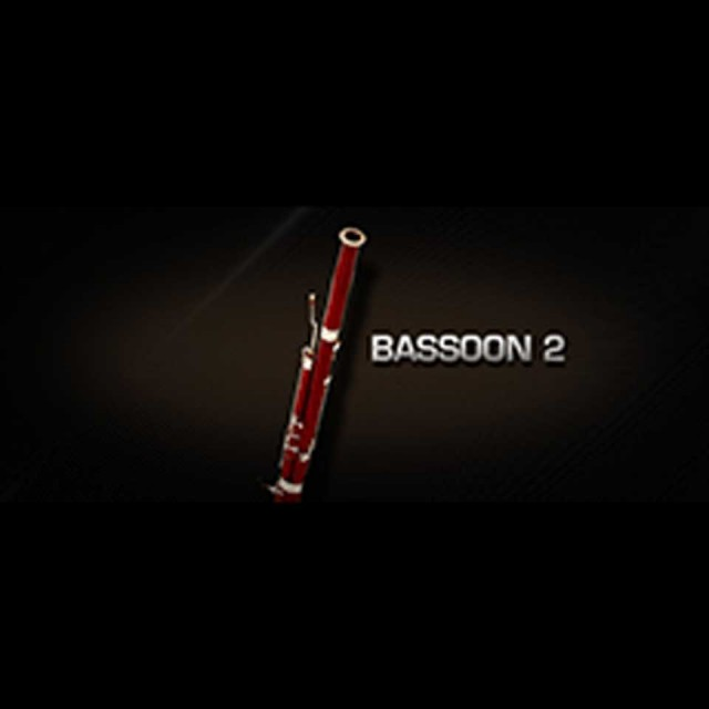 Vienna Symphonic Library/VIENNA BASSOON 2【期間限定Woodwindsキャンペーン】
