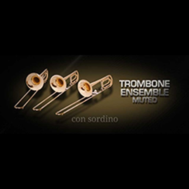 Vienna Symphonic Library/VIENNA TROMBONE ENSEMBLE MUTED【期間限定キャンペーン】