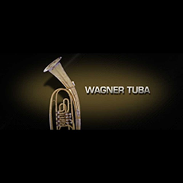 Vienna Symphonic Library/VIENNA WAGNER TUBA【期間限定キャンペーン】