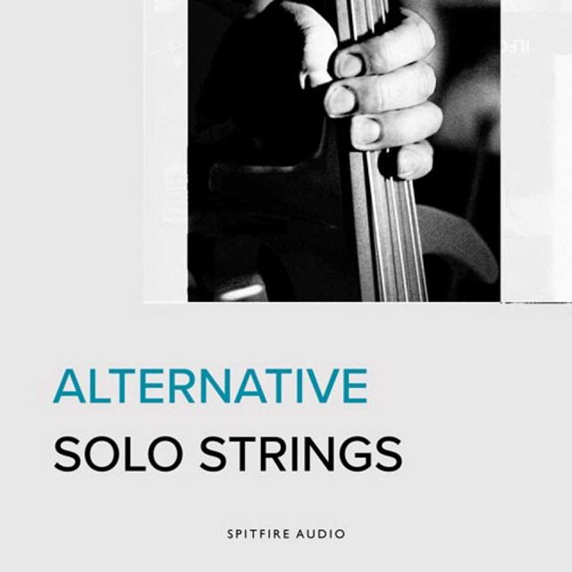 SPITFIRE AUDIO/ALTERNATIVE SOLO STRINGS【オンライン納品】【在庫あり】