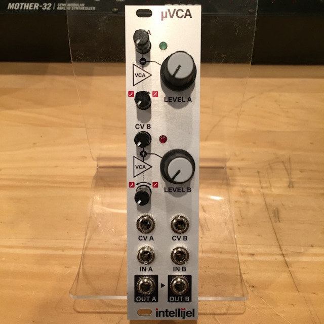 Intellijel/uVCA II【World Trade Gear】