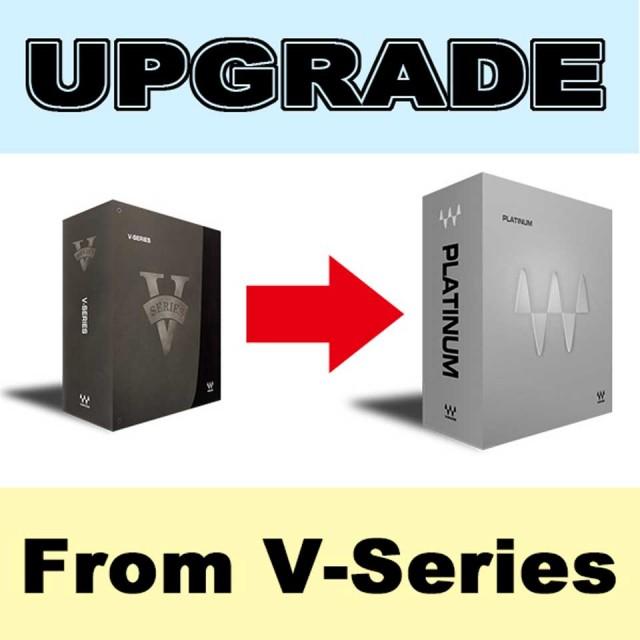 Waves/Platinum Upgrade from V-Series【オンライン納品】