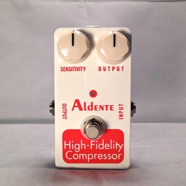 Aldente Effects/High-Fidelity Compressorアルデンテ エフェクツ ハイ フィデリティ コンプレッサー【在庫あり】