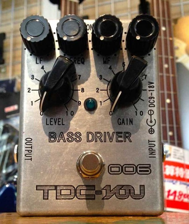 TDC/006 BASS DRIVER【お取り寄せ商品】【納期はお問い合わせください】