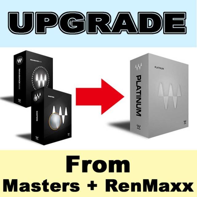 Waves/Platinum Upgrade from Masters + RenMaxx【オンライン納品】