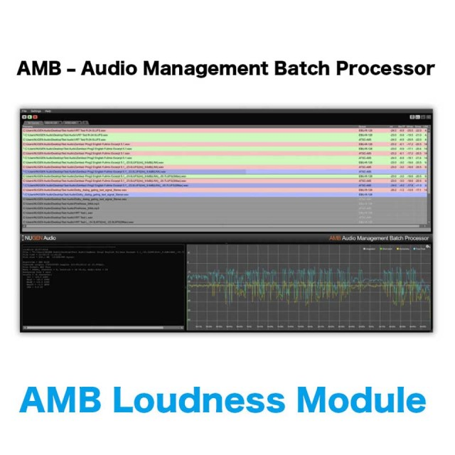 Nugen Audio/AMB Loudness Module