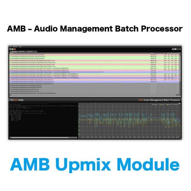 Nugen Audio/AMB Upmix Module【オンライン納品】