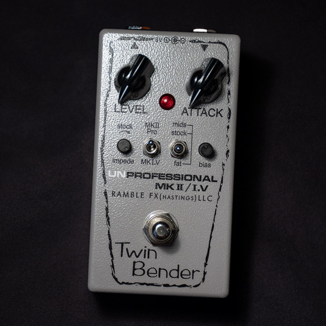 Ramble FX/Twin Bender V3【再入荷!】【在庫あり】
