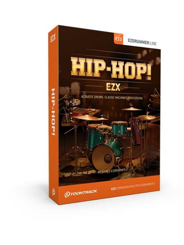 TOONTRACK/EZX HIP-HOP !【オンライン納品】