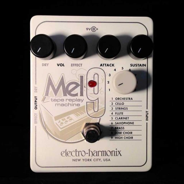 Electro-Harmonix/Mel9 Tape Replay Machine【在庫あり】【1709E1】