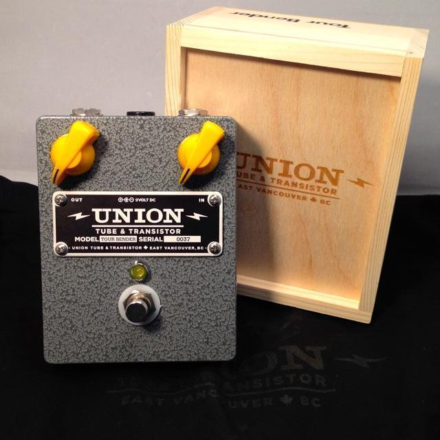 UNION TUBE&TRANSISTOR/TOUR BENDER【在庫あり】【1903決算E1】