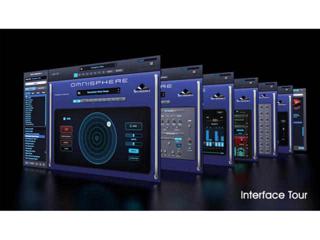 Spectrasonics/Omnisphere 2 USBインストーラー版【定番】