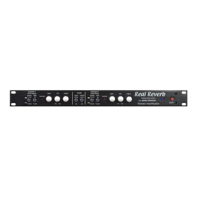 Demeter Amplification/REAL REVERB(RV-1)