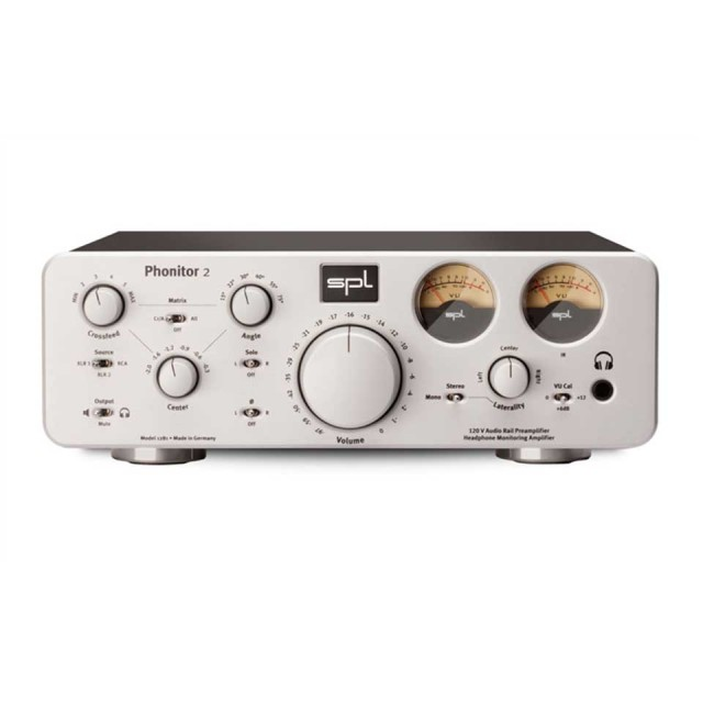 SPL/Phonitor 2 SILVER(1281)