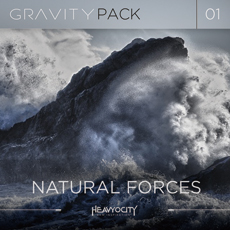 HEAVYOCITY/GRAVITY PACK 01 - NATURAL FORCES【オンライン納品】【在庫あり】