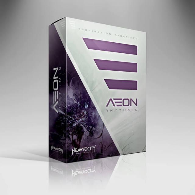 HEAVYOCITY/AEON RHYTHMIC【オンライン納品】【在庫あり】