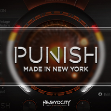 HEAVYOCITY/PUNISH【~12/7 期間限定特価キャンペーン】【オンライン納品】【在庫あり】