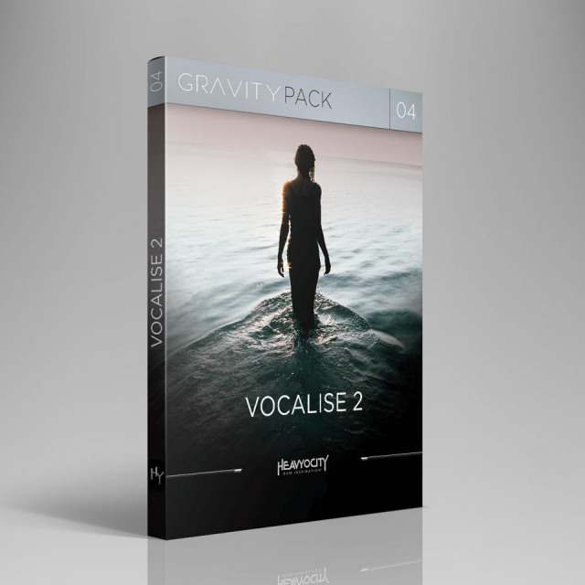 HEAVYOCITY/GRAVITY PACK 04 - VOCALISE 2【オンライン納品】