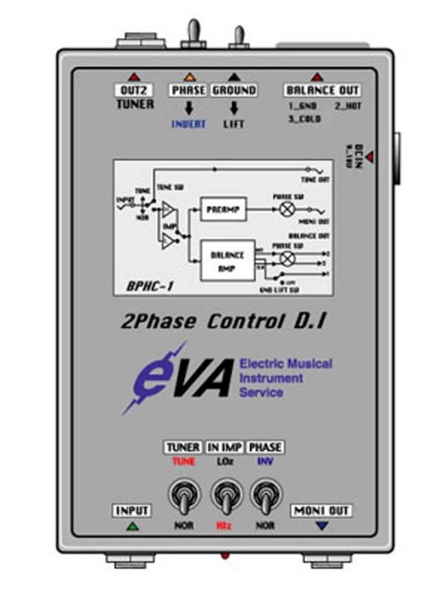 EVA/2PHASE CONTROL D/I (BPHC-1)