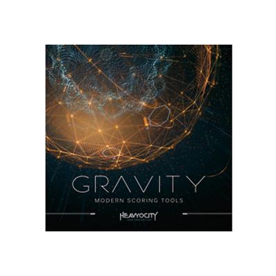 HEAVYOCITY/GRAVITY【オンライン納品】