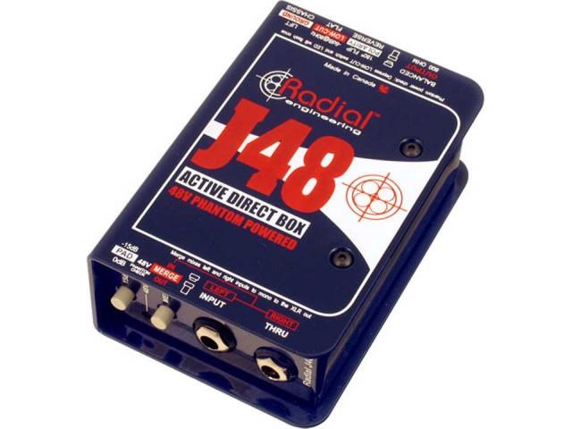 RADIAL/J48【定番】