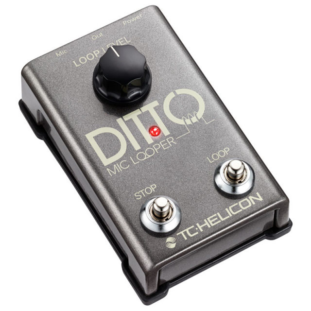 TC Helicon/Ditto Mic Looper