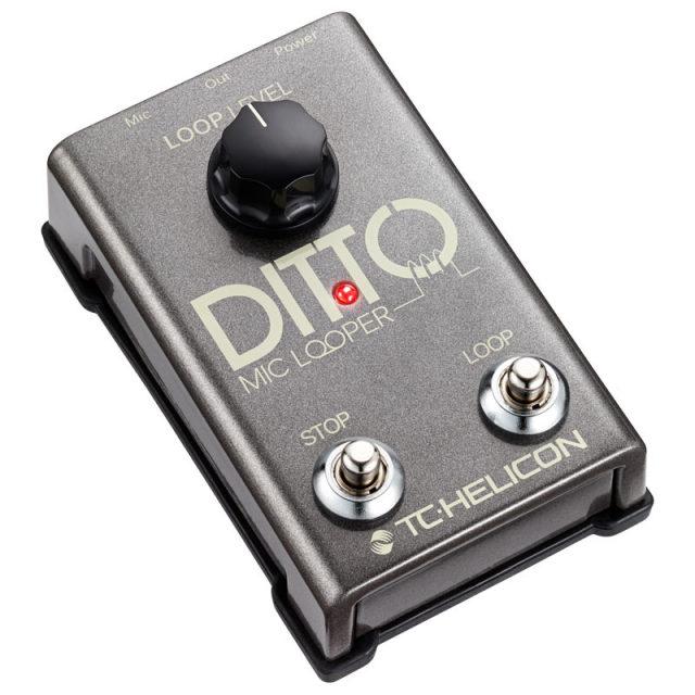 TC Helicon/Ditto Mic Looper