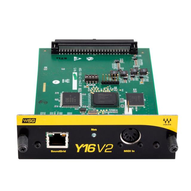 Waves Live/WSG-Y16 V2 mini-YGDAI I/O Card