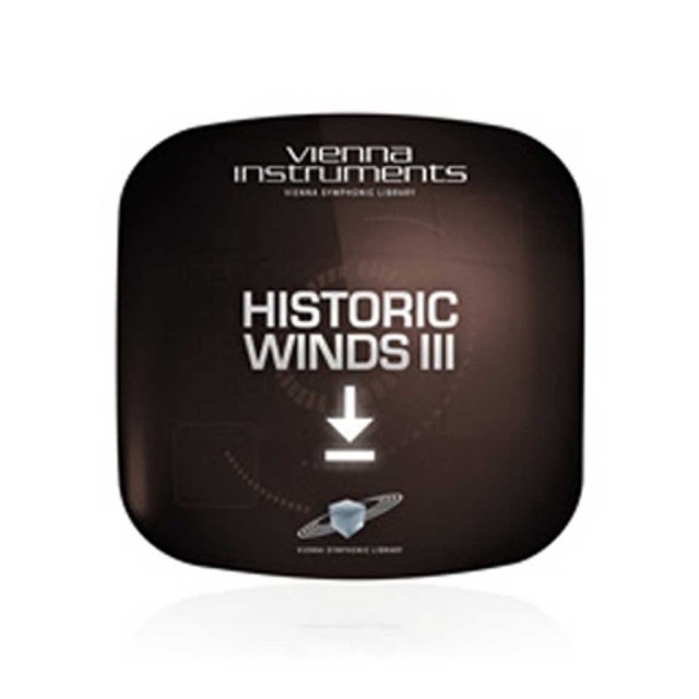 Vienna Symphonic Library/VIENNA HISTORIC WINDS 3