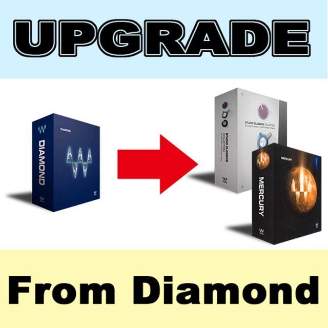 Waves/Mercury + SCC Upgrade from Diamond【オンライン納品】