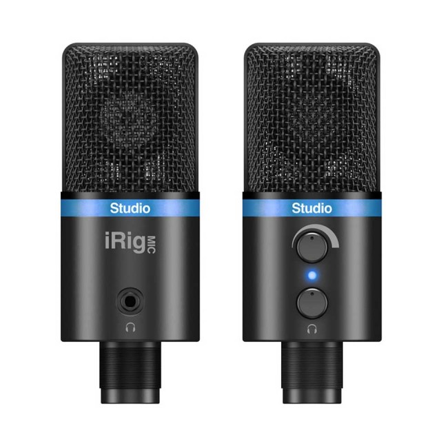 IK Multimedia/iRig Mic Studio - Black