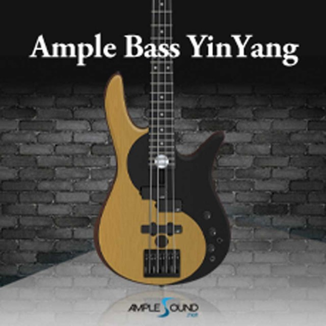 AMPLE SOUND/AMPLE BASS YINYANG II【オンライン納品】