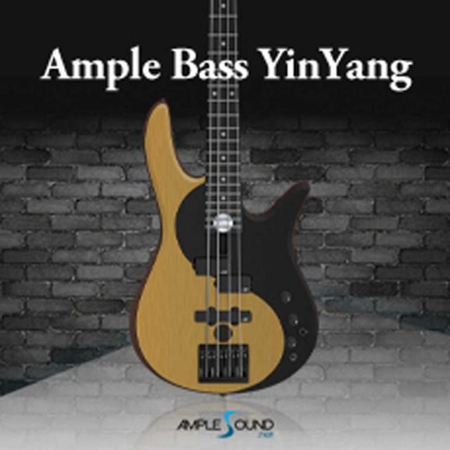 AMPLE SOUND/AMPLE BASS YINYANG II【オンライン納品】【在庫あり】