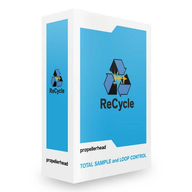 Propellerhead/ReCycle 2.2 Student/Teacher