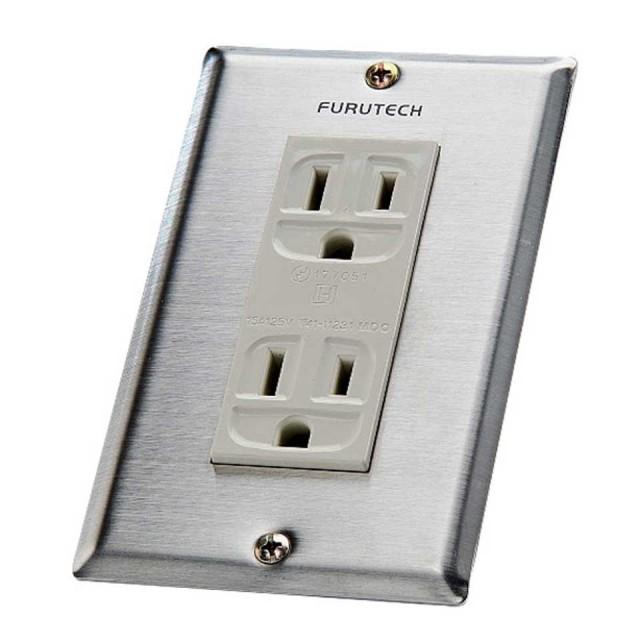 FURUTECH/Outlet Cover 102-J