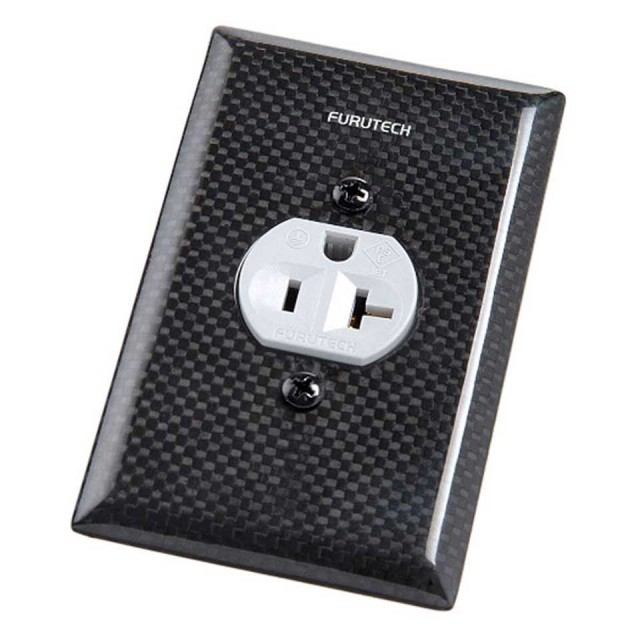 FURUTECH/Outlet Cover 104-S