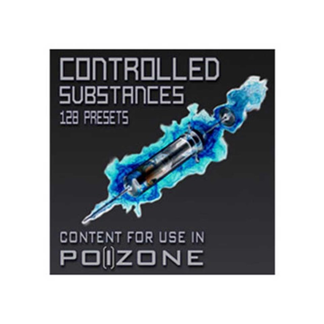 Image-Line/Controlled Substances Poizone用プリセット音色【オンライン納品】