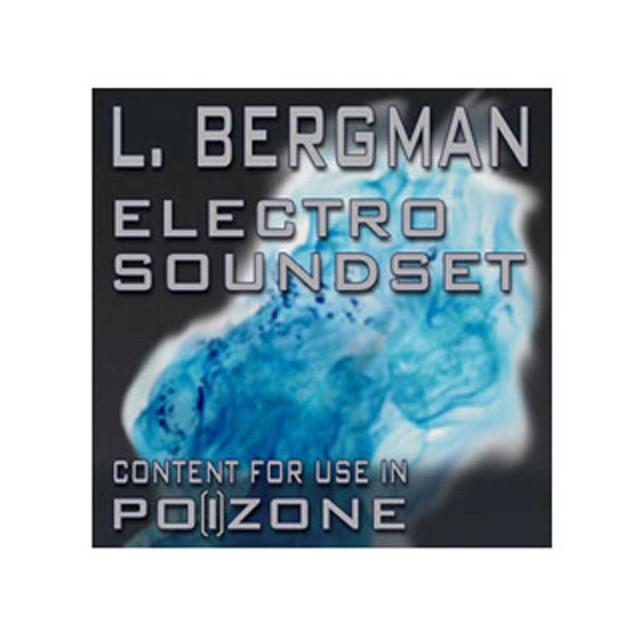 Image-Line/L. Bergman Electro Poizone用プリセット音色 DL【オンライン納品】