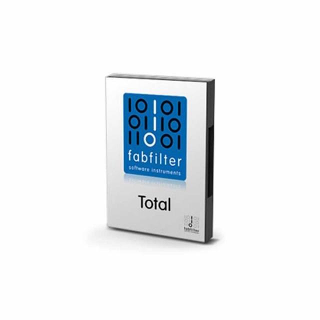 FabFilter/Total Bundle【オンライン納品】【在庫あり】