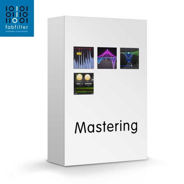FabFilter/Mastering Bundle【期間限定特価キャンペーン】【オンライン納品】【在庫あり】