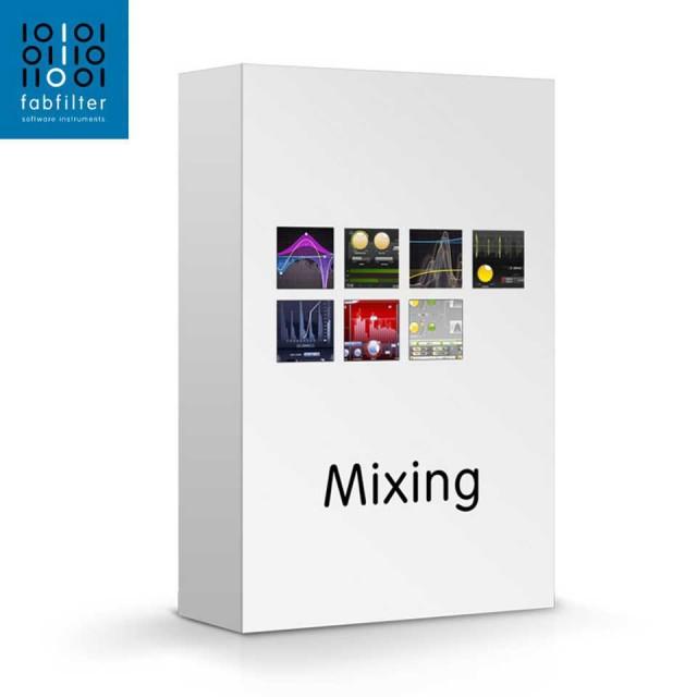 FabFilter/Mixing Bundle【オンライン納品】