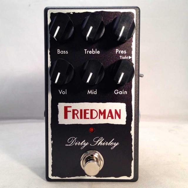 Friedman/DIRTY SHIRLEY【1806E1】【在庫あり】