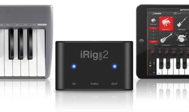 IK Multimedia/iRig MIDI 2