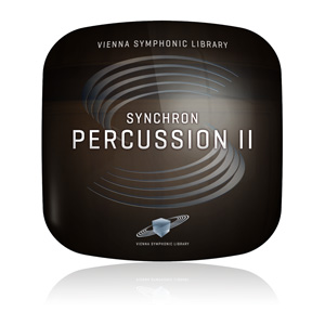 Vienna Symphonic Library/SYNCHRON PERCUSSION II