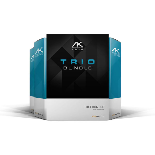 xln audio/AK Trio Bundle【オンライン納品】【数量限定特価キャンペーン】【Black Friday】【在庫あり】